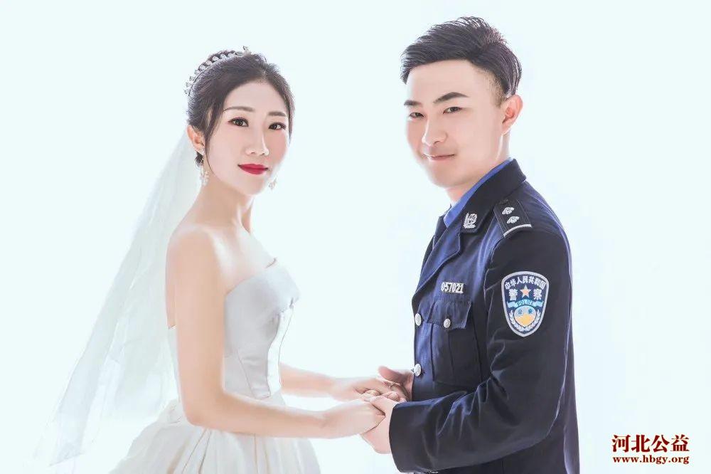 因为战疫延迟婚礼的他们依然是最帅最美的新人